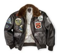 Top Gun Navy G-1 Flying Jacket